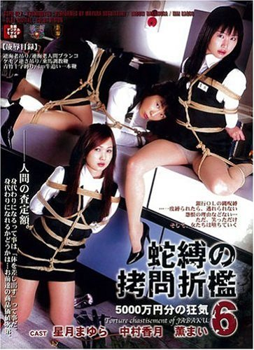 蛇縛の拷問折檻65000万円分の狂気