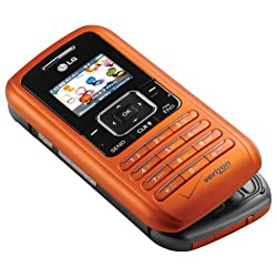 mobile cellular world: LG enV Orange Phone