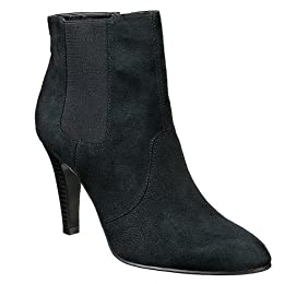 Target : Isaac Mizrahi for Target Samantha Low-Shaft Boots - Black from target.com