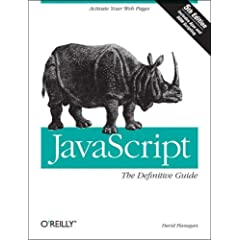 O'Reilly JavaScript: The Definitive Guide bookcover