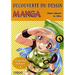 Découverte du dessin manga