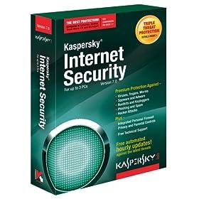 Kaspersky Internet Security 8.0.0.162 Beta
