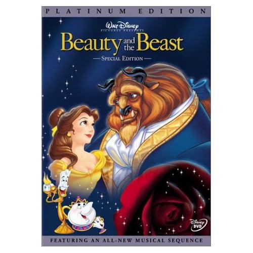 فيلم كرتون الجميلة والوحش فيلم Beauty and the Beast 51P5TWSA64L._SS500_.