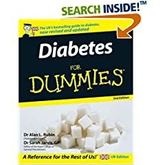 Diabetes for Dummies<sup>?</sup> (For Dummies)