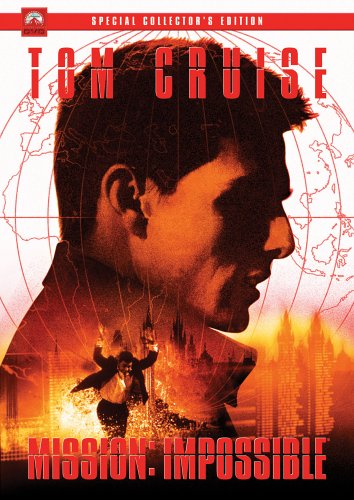 Mission: Impossible / Миссия невыполнима (1996)