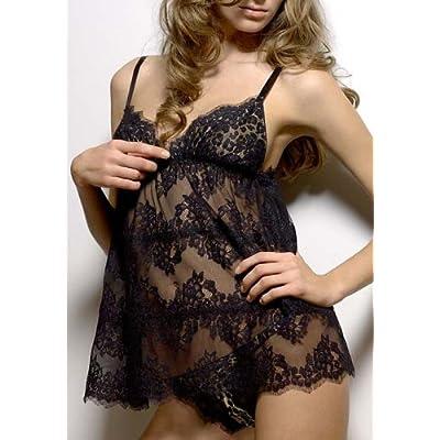Leigh Bantivoglio Maxine Babydoll Chemise Sleepwear