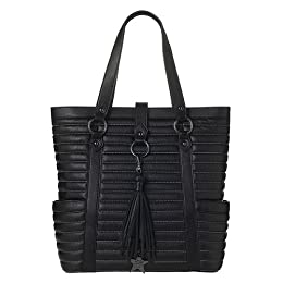 Hollywould FiFi Tote - Black : Target from target.com