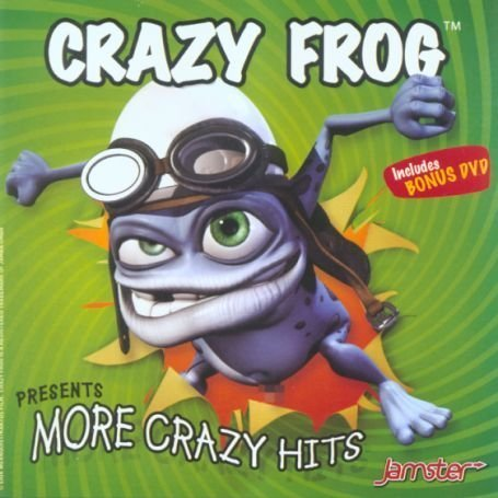 Crazy Frog - More Crazy Hits: +DVD - Zortam Music