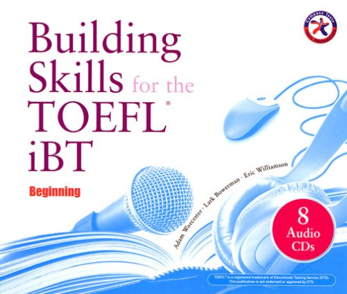 Building iBT TOEFL Skills: Beginning CD Set