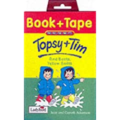 Topsy and Tim: Red Boots, Yellow Boots