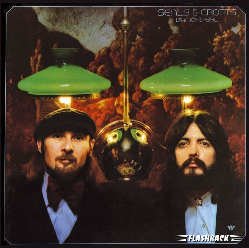 Original album cover of Diamond Girl by Seals & Crofts