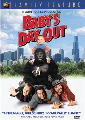 Baby's Day Out / Младенец на прогулке, или ползком от гангстеров (1994)