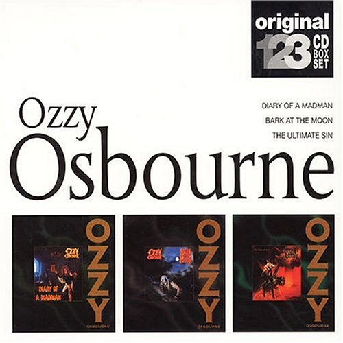 Ozzy Osbourne - Diary of a Madman/Bark at the Moon/Ultimate Sin - Zortam Music