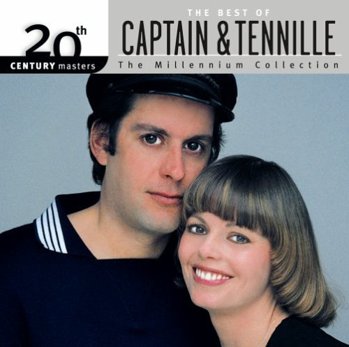 CAPTAIN & TENNILLE - 20th Century Masters - The Millennium Collection: The Best of Captain & Tennille - Zortam Music