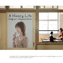 【クリックでお店のこの商品のページへ】A Happy Life [Single, Maxi]