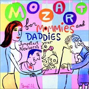 Ingrid - Mozart for Mommies and Daddies - Jumpstart your Newborn
