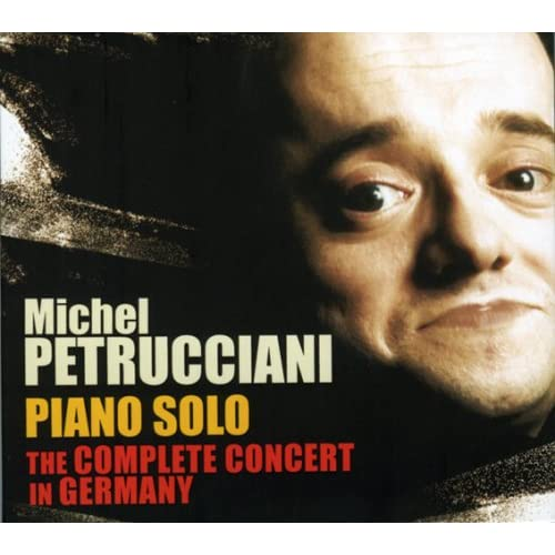 "Featured recording ""Piano Solo: The Complete Concert in Germany"""
