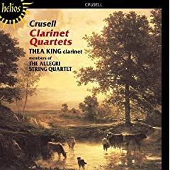 Crusell - Quatuors pour clarinette 51RT8KHCC6L._AA240_