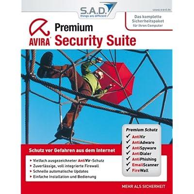 برنامج الحماية من ملفات التجسس Avira Premium Security 51S1Q4H7CCL._SS400_