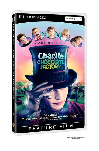 Charlie and the Chocolate Factory / ����� � ���������� ������� (2005)