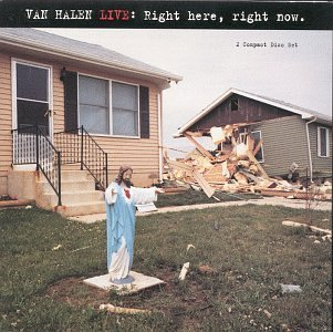 Van Halen - Van Halen Live: Right Here Right Now - Zortam Music
