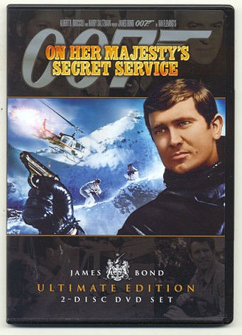 On Her Majesty's Secret Service / �� ��������� ������ � ���������� (1969)