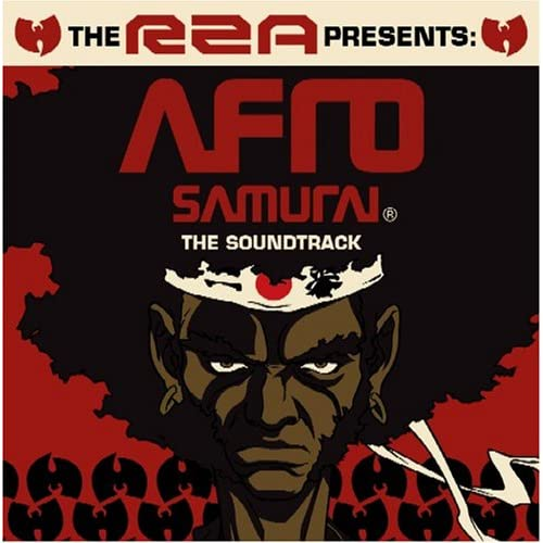 Rza-Afro Samurai (rap)