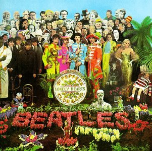 links to The Beatles - Sgt. Pepper's Lonely Hearts Club Band cd at Amazon