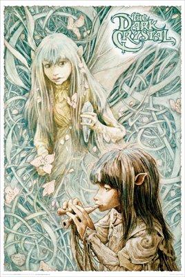 Dark Crystal Wall Poster