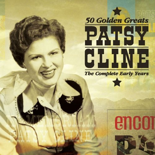 Patsy Cline - 50 Golden Greats: The Complete Early Years - Zortam Music