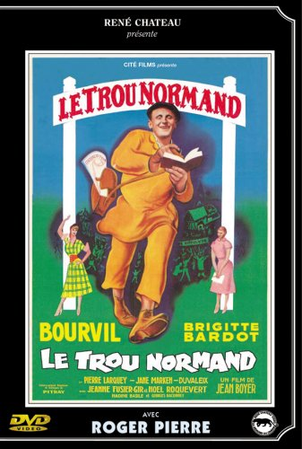 Le Trou Normand (Crazy for Love; Ti Ta To) / Нормандская дыра (1952)