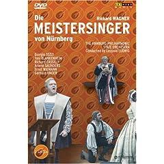 Wagner, Richard - Die Meistersinger von N・nberg (2 DVDs)