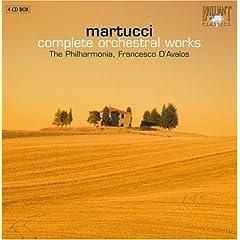 Martucci: Comp. Orchestral Works