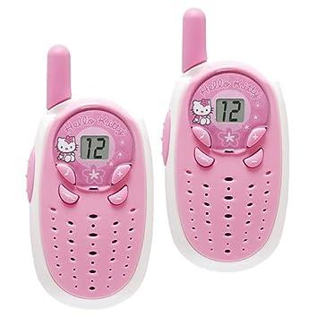 Hello Kitty FRS Family Radio Service Communicators