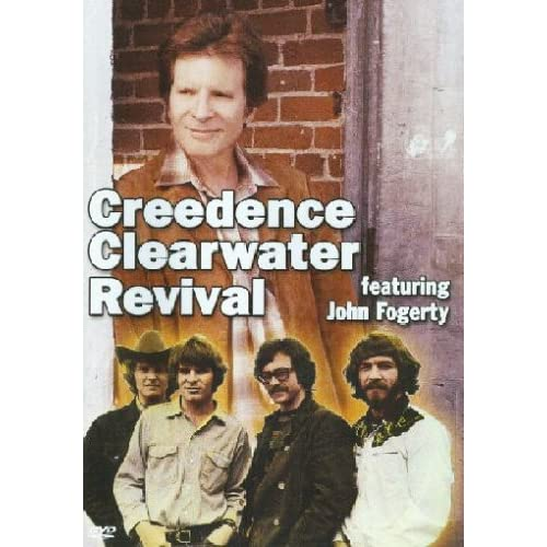 Creedence Clearwater Revival   Featuring John Fogerty preview 0