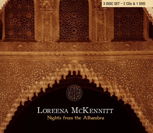 Loreena McKennitt - Nights from the Alhambra - (Jewel 2 CD + DVD) - Zortam Music