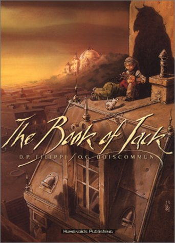 The Book of Jack (The Book of)
