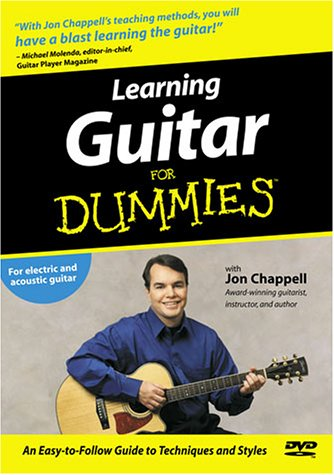 Learning guitar for dummies [2001 г., Видеоуроки]