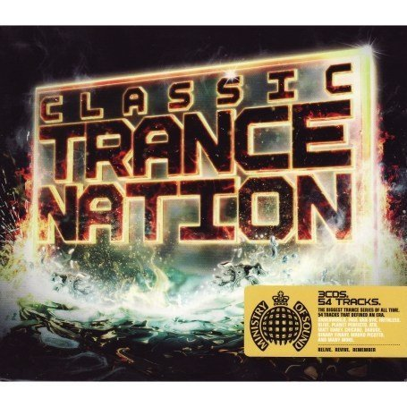 Various Artists - Classic Trance Nation - Zortam Music