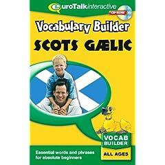Vocabulary Builder Scots Gaelic