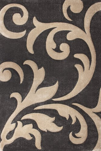Lalee 347181308 Moderner Designer Teppich / Muster : Ranke ...