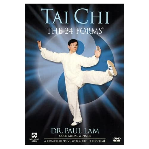 Tai Chi - The 24 Forms [DVD-Rip] torrent