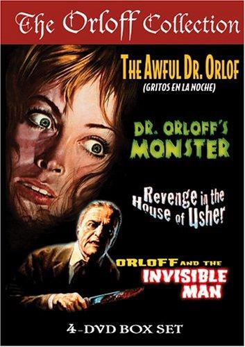 Awful Dr. Orloff, The / Gritos en la noche / Ужасный доктор Орлов (1962)
