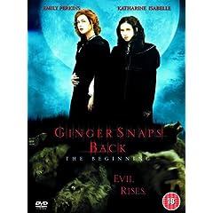 ginger snaps back cover