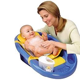 Safety 1st Comfy Duck Bath Center