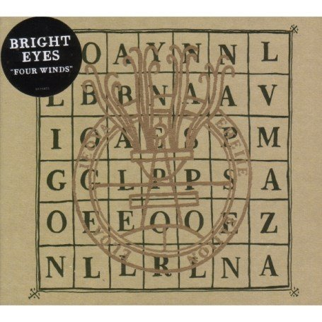 Bright Eyes - Four Winds [UK-Import] [single / 2-track] - Zortam Music