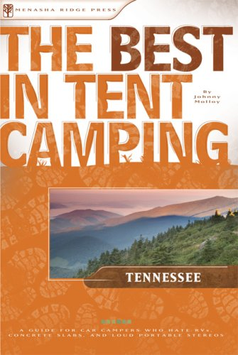 The Best in Tent Camping: Tennessee