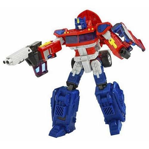old optimus prime