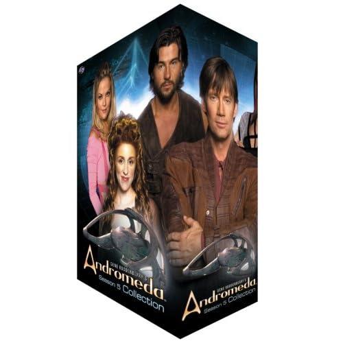 Andromeda / Андромеда (DVDRip) (1,2,3,4,5 сезоны)