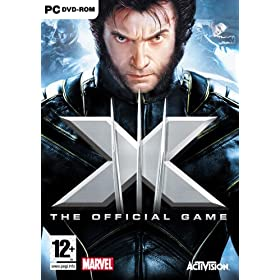 X-Men The Official Movie Game (PC CD)